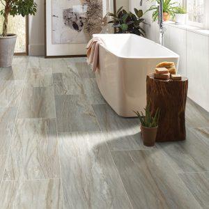Sanctuary bathroom   Warnike Carpet & Tile
