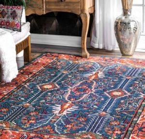 Area Rug design | Warnike Carpet & Tile