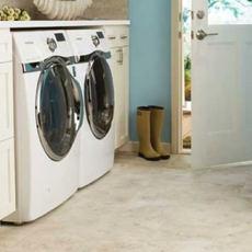 Laundry room flooring | Warnike Carpet & Tile