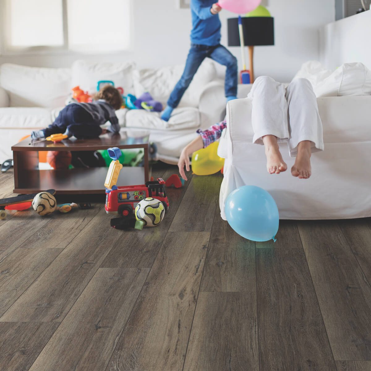 Shaw floorte vinyl flooring | Warnike Carpet & Tile