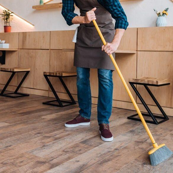 Hardwood care | Warnike Carpet & Tile