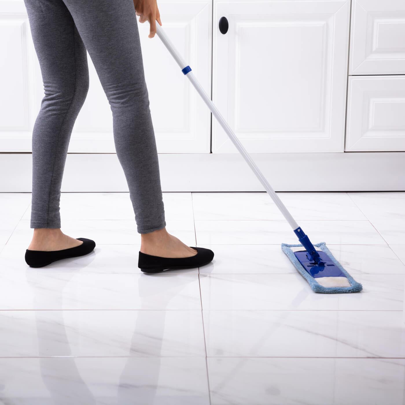 Sweep tile flooring | Warnike Carpet & Tile